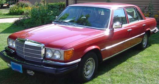 Mercedes-Benz 450 SEL 6.9 1975